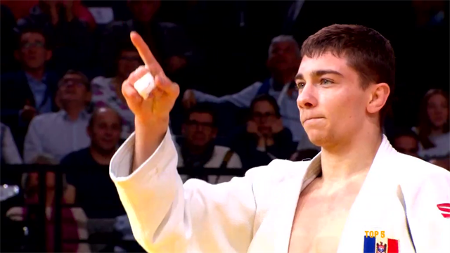 'What a finish!' - More incredible Judo in Paris