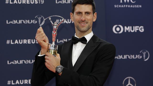 Djokovic thankful for life lessons in stunning recovery