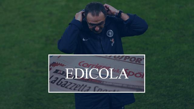 Il Chelsea vuole soldi dalla Juventus per liberare Sarri: l'obiettivo del Comandante è Icardi