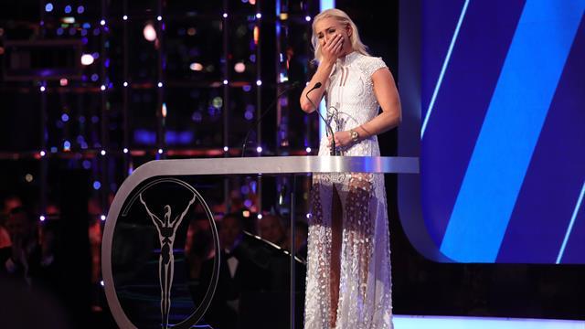"""Tränen bei Gala - Vonn zeigt große Emotionen: """"Ich wollte nicht weinen..."""""""