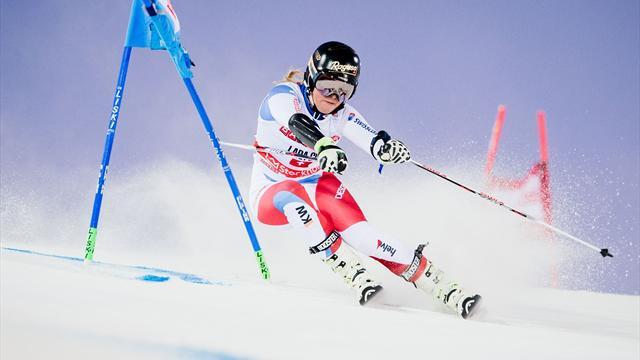 Этап КМ по горным лыжам пройдет не в горах, а в Стокгольме. Как это возможно?