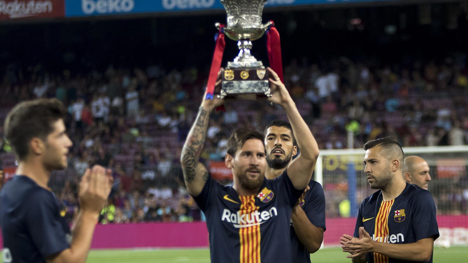 Финал суперкубок испании по футболу