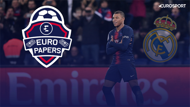 Euro Papers: Real Madrid devise Kylian Mbappe masterplan