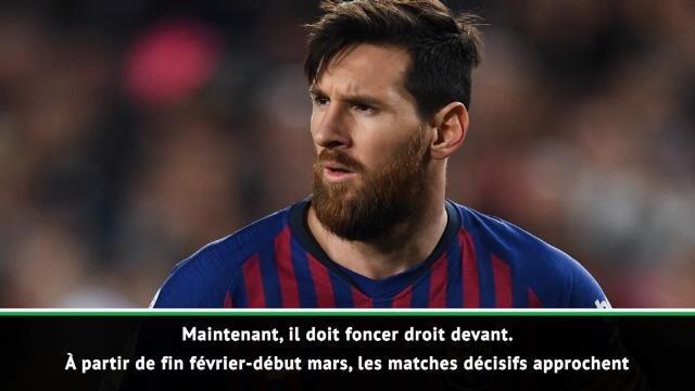 """Edmilson : """"On réalisera ce que fait Messi quand il prendra sa retraite"""""""