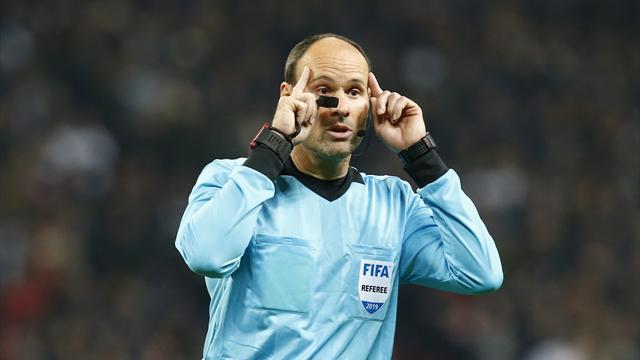 🇪🇸⚽ El equipo arbitral de la final de Champions League tendrá un componente español