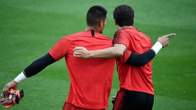 """Tuchel sur Areola et Buffon : """"Pas la meilleure manière d'avoir les plus grosses performances"""""""