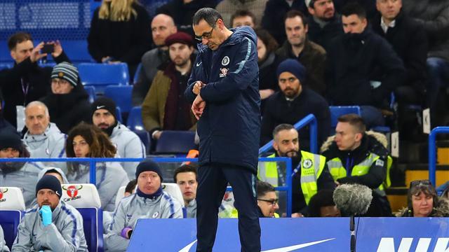 The Guardian: «Челси» уволит Сарри в случае поражения от «Сити» в финале Кубка Лиги