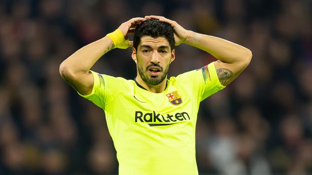 Barcelona fail to take chances against battling Lyon