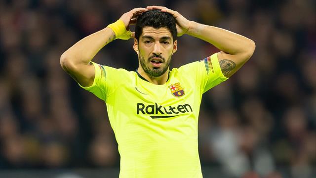 Suárez reste indiscutable pour Valverde