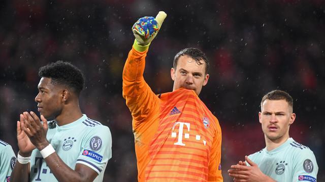 Le Bayern a muselé les Reds