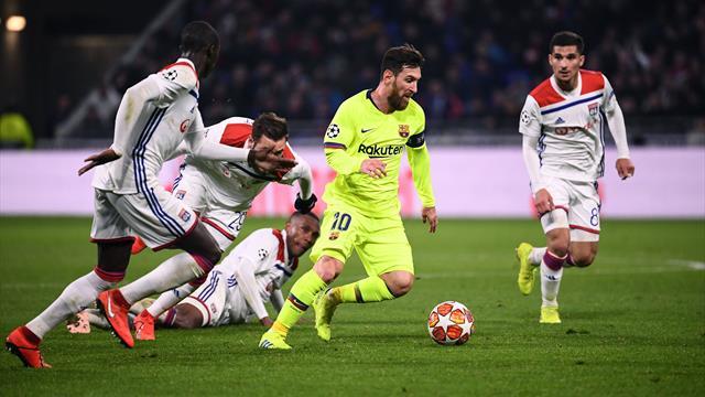 """Tousart : """"Comme nous, Messi est humain"""""""