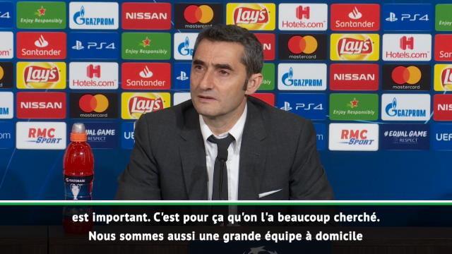 """Valverde : """"Un résultat dangereux"""""""