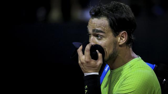 Tennis: Cecchinato in finale a Baires