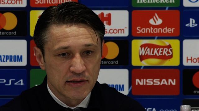 """Kovac nach Remis zufrieden, aber: """"Ist noch nichts geschafft"""""""