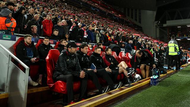 Klopp: No need for Liverpool to panic