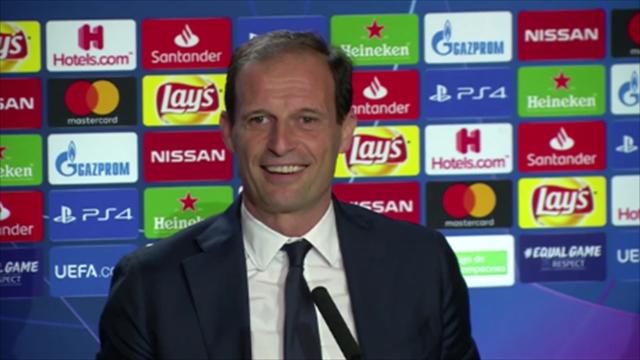 """Allegri: """"Con Ronaldo abbiamo più chance di vincere. Vi do un leccalecca, gioca Dybala"""""""