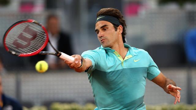 Roger Federer annonce son retour sur terre battue