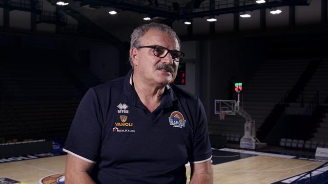 """Sacchetti spiega la Run'n'Gun: """"Il basket è un gioco, e bisogna divertirsi a farlo"""""""