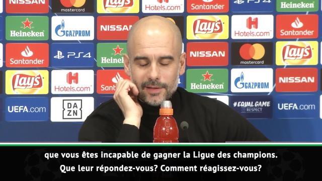 """8es - Guardiola : """"À Barcelone, j'étais très chanceux"""""""