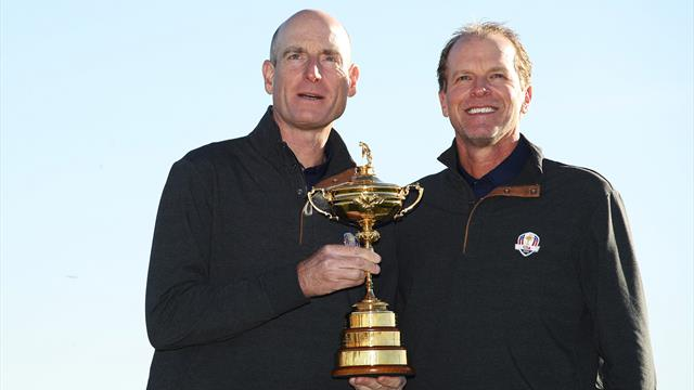 Stricker named USA captain for 2020 Ryder Cup