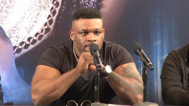 Poids lourds - Le combat Joshua vs. Miller a débuté en conférence de presse