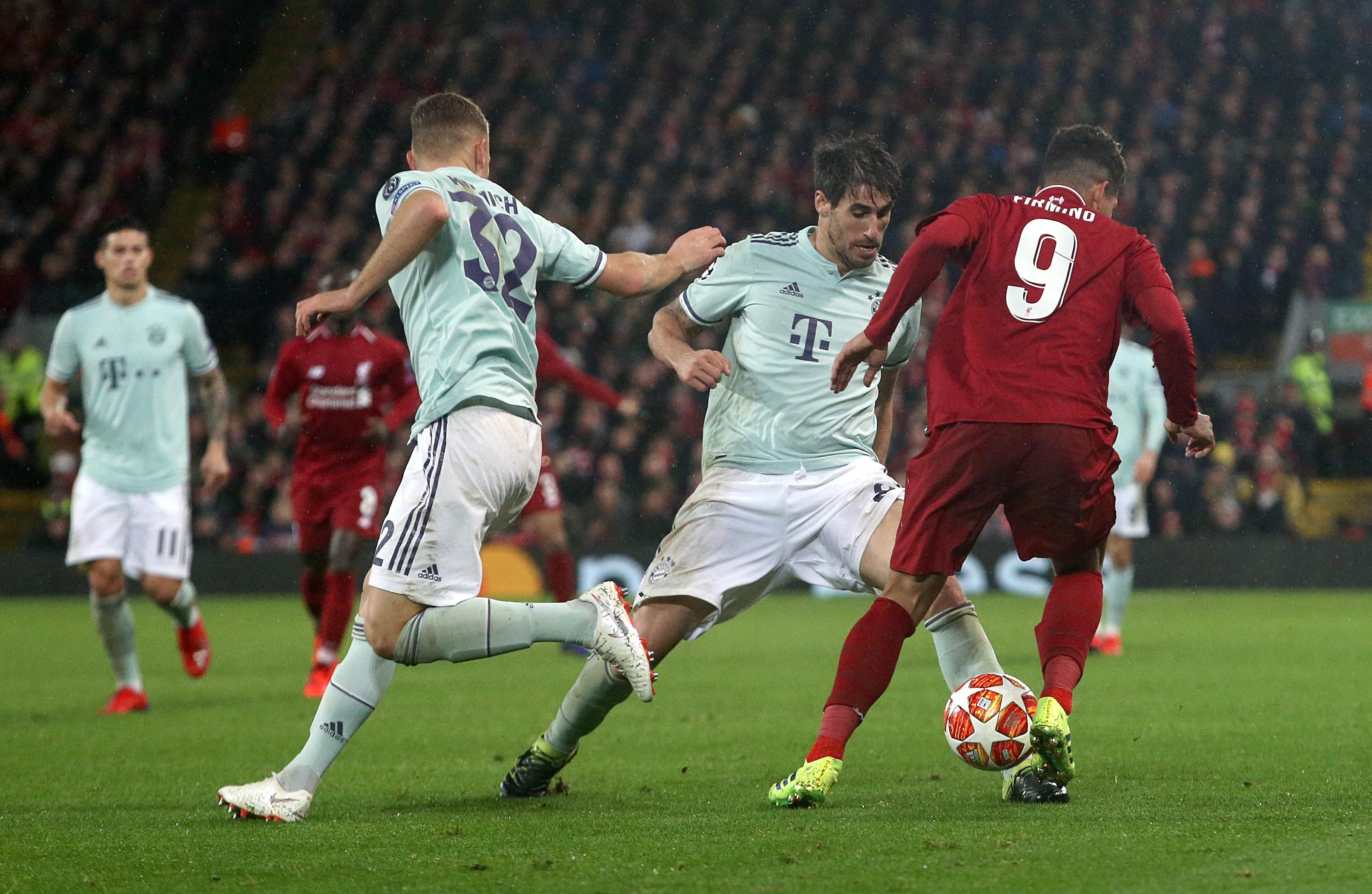 Liverpool - Bayern Münih