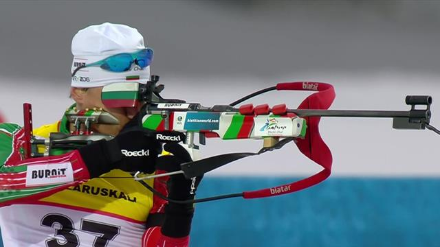 Men's 20km in Belarus - Highlights as Anev shines