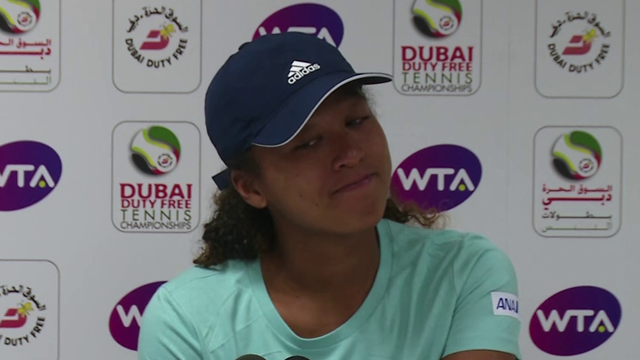 Emotional Osaka breaks down in press conference after split with coach