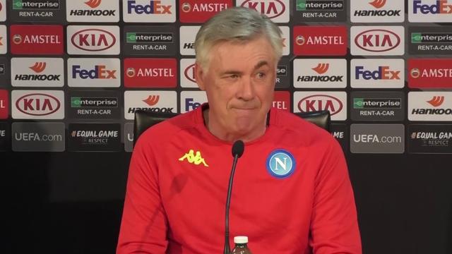 """Ancelotti: """"Il Napoli per quanto fatto finora merita un 7, ma spero di alzare il voto alla fine"""""""