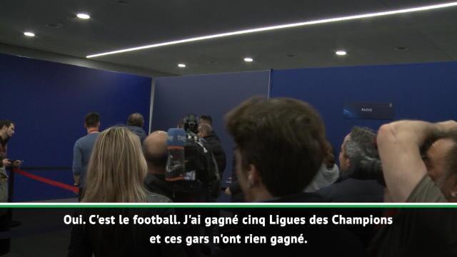 """Ronaldo : """"J'ai gagné 5 Ligues des champions et ces gars n'ont rien gagné"""""""