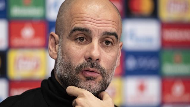 """Guardiola : """"Le résultat est incroyablement bon"""""""