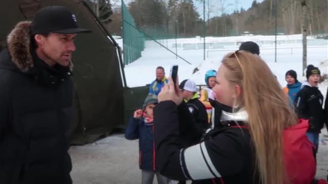 Jugend trainiert für Olympia: Hannawald überrascht die Skisprung-Stars von morgen