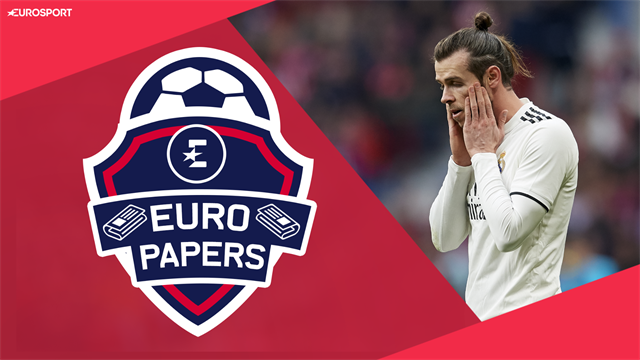 Euro Papers: Real to bin off Bale in bid to land Premier League duo
