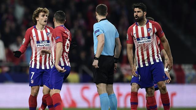 """Derrien : """"La plaie du football, c'est la constestation comme le fait Diego Costa"""""""