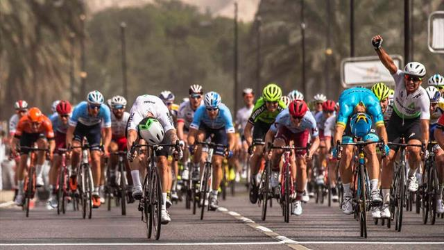 Oman: Nizzolo claims sprint finale, Lutsenko seals overall — again