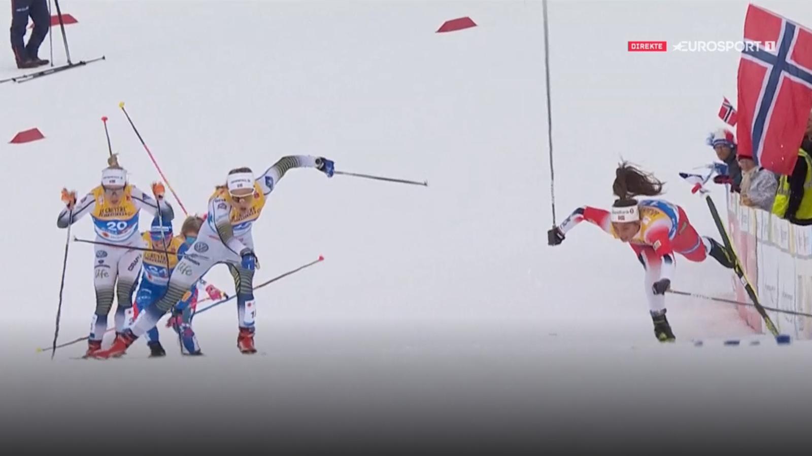 Kristine stavås skistad høyde
