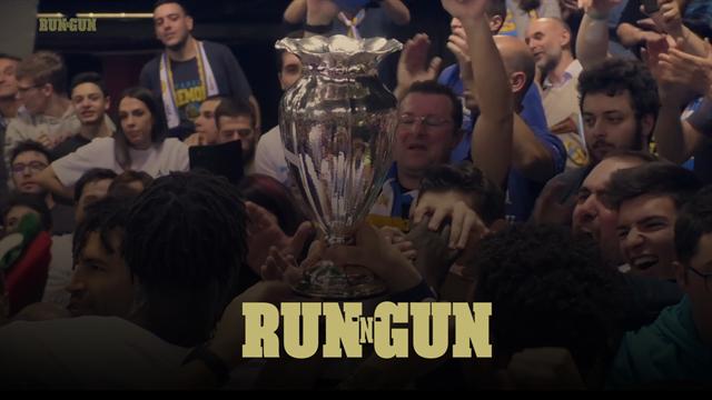 """Run'n'Gun: Final Eight di Coppa Italia 2019 """"Rewind"""", una quattro giorni da ricordare"""