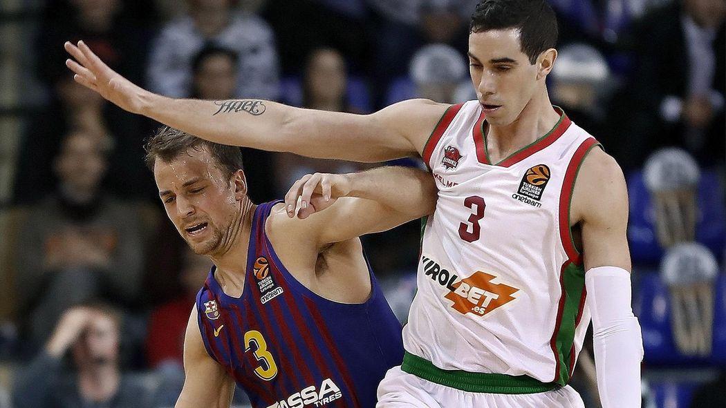 El FC Barcelona vence a Baskonia y se afianza en playoff, mientras los vascos marcan el corte. Victoria de Real Madrid y derrota de Gran Canaria
