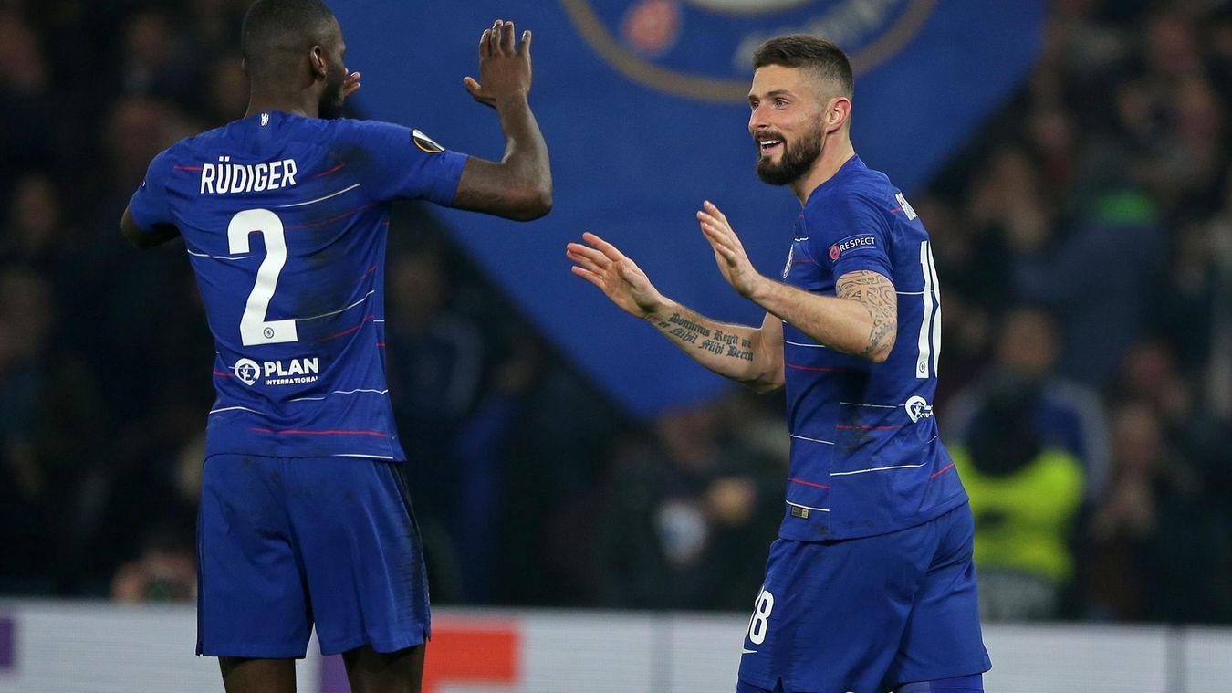 Avec un nouveau but de Giroud, Chelsea écarte Malmö (2-0) et se qualifie pour les 8es