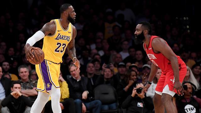LeBron et les Lakers ont activé le mode playoffs