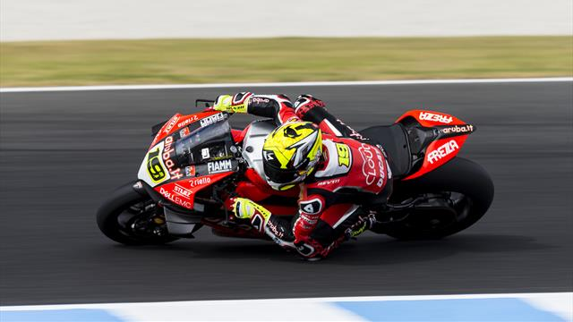 Bautista wins again as Rea has to settle for second in Thailand