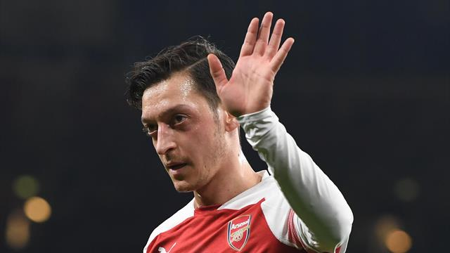 The Warm-Up: The Mesut Ozil Industrial Complex