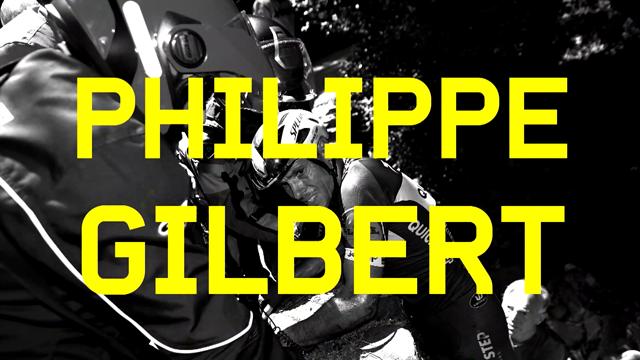 The Day When... Philippe Gilbert cadde in discesa oltre un parapetto e si ruppe la rotula