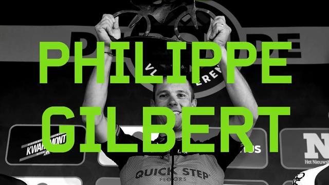 The Day When... Philippe Gilbert vinse il Fiandre tagliando il traguardo con la bici sollevata