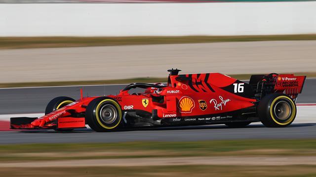 """Leclerc : """"Vettel privilégié ? C'est normal"""""""