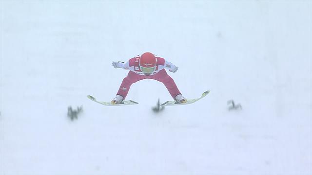 Идеальный прыжок Френцеля – так ковалась победа на чемпионате мира