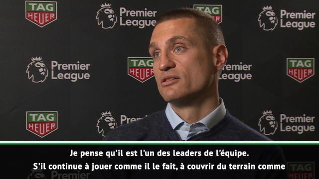"""Premier League - Vidic : """"Pogba peut devenir le meilleur joueur du monde"""""""