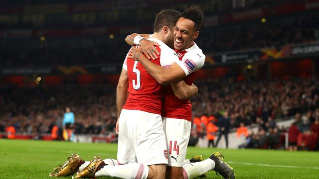 Arsenal to face Rennes, Chelsea draw Dynamo Kiev