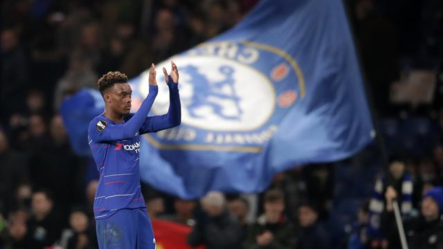 Higuain, Hudson-Odoi benched for League Cup final