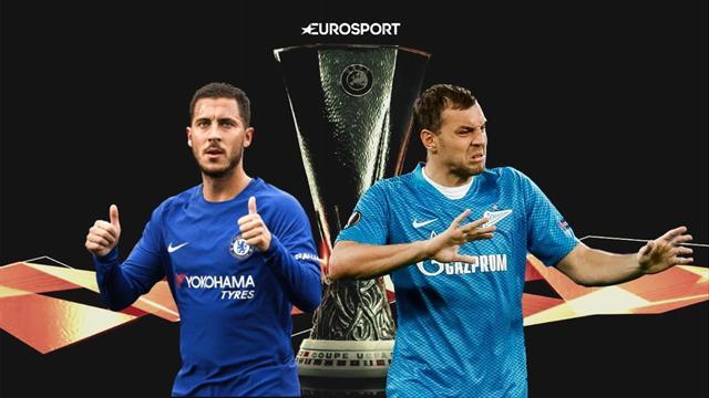 «Челси» или киевское «Динамо», «Зенит» или «Вильярреал». Выбери четвертьфиналистов Лиги Европы